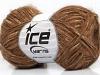 Sale Mohair-Wool Blend Gold Brown