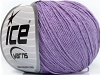 Natural Cotton Baby Lilac