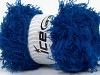 Eyelash Wool Blue