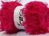 Eyelash Wool Candy Pink
