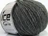 Flamme Wool Light Grey