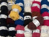 Mixed Lot Eyelash Wool