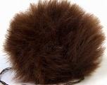 Diameter around 7cm (3&amp) Yarn Thickness Other, Brand Ice Yarns, Dark Brown, acs-544