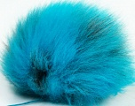 Diameter around 7cm (3&amp) Turquoise, Yarn Thickness Other, Brand Ice Yarns, Grey, acs-600