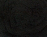 50gr-1.8m (1.76oz-1.97yards) 100% Wool felt Fiber Content 100% Wool, Yarn Thickness Other, Brand Ice Yarns, Black, acs-924