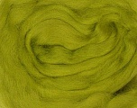 50gr-1.8m (1.76oz-1.97yards) 100% Wool felt Fiber Content 100% Wool, Yarn Thickness Other, Light Green, Brand ICE, acs-939