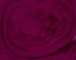 50gr-1.8m (1.76oz-1.97yards) 100% Wool felt Fasergehalt 100% Wolle, Yarn Thickness Other, Brand Ice Yarns, Fuchsia, acs-970