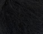 Fiber Content 26% Polyamide, 22% Cotton, 21% Wool, 20% Acrylic, 10% Mohair, 1% Elastan, Brand Ice Yarns, Black, Yarn Thickness 4 Medium  Worsted, Afghan, Aran, fnt2-49610