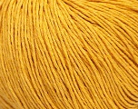Fiber Content 100% Cotton, Brand Ice Yarns, Gold, Yarn Thickness 1 SuperFine  Sock, Fingering, Baby, fnt2-49960