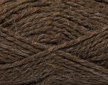 Fiber Content 60% Acrylic, 40% Alpaca, Brand ICE, Brown, fnt2-50761