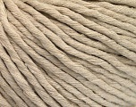 Fiber Content 100% Cotton, Brand Ice Yarns, Beige, Yarn Thickness 5 Bulky  Chunky, Craft, Rug, fnt2-50892