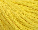 Fiber Content 100% Cotton, Yellow, Brand Ice Yarns, Yarn Thickness 5 Bulky  Chunky, Craft, Rug, fnt2-50894