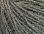 Tweed  Fiber Content 65% Acrylic, 5% Viscose, 30% Wool, Brand Ice Yarns, Grey, fnt2-51006