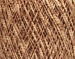 Fiber Content 90% Cotton, 10% Polyamide, Light Brown, Brand Ice Yarns, Yarn Thickness 2 Fine  Sport, Baby, fnt2-51047