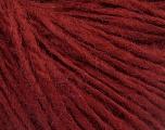 Fiber Content 80% Acrylic, 20% Polyamide, Brand Ice Yarns, Burgundy, fnt2-51092