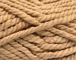 Fiber indhold 100% Akryl, Brand Ice Yarns, Beige, fnt2-51376