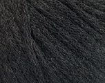 Fiber Content 50% Acrylic, 50% Wool, Brand ICE, Anthracite Black, Yarn Thickness 4 Medium  Worsted, Afghan, Aran, fnt2-51392