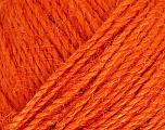 Fiber Content 100% HempYarn, Orange, Brand Ice Yarns, Yarn Thickness 3 Light  DK, Light, Worsted, fnt2-51413