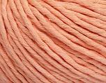 Fiber Content 100% Cotton, Light Salmon, Brand Ice Yarns, Yarn Thickness 5 Bulky  Chunky, Craft, Rug, fnt2-51425