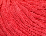 Fiber Content 100% Cotton, Salmon, Brand ICE, Yarn Thickness 5 Bulky  Chunky, Craft, Rug, fnt2-51426