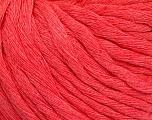 Fiber Content 100% Cotton, Salmon, Brand Ice Yarns, Yarn Thickness 5 Bulky  Chunky, Craft, Rug, fnt2-51426