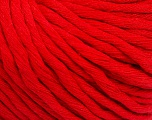 Fiber Content 100% Cotton, Red, Brand Ice Yarns, Yarn Thickness 5 Bulky  Chunky, Craft, Rug, fnt2-51427