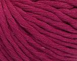 Fiber Content 100% Cotton, Brand Ice Yarns, Dark Fuchsia, fnt2-51428