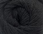 Fiber Content 45% Alpaca, 30% Polyamide, 25% Wool, Brand ICE, Black, Yarn Thickness 3 Light  DK, Light, Worsted, fnt2-51520