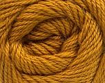 Fiber Content 45% Alpaca, 30% Polyamide, 25% Wool, Brand ICE, Gold, Yarn Thickness 3 Light  DK, Light, Worsted, fnt2-51529