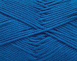 Fiber Content 50% Acrylic, 50% Bamboo, Teal, Brand Ice Yarns, Yarn Thickness 2 Fine  Sport, Baby, fnt2-51657