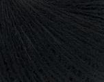 Fiber Content 50% Merino Wool, 25% Alpaca, 25% Acrylic, Brand ICE, Black, Yarn Thickness 2 Fine  Sport, Baby, fnt2-51877
