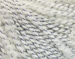 Fasergehalt 90% Acryl, 10% Polyamid, White, Lilac, Brand Ice Yarns, fnt2-52185