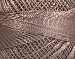 Fiber Content 100% Micro Fiber, Brand YarnArt, Light Camel, Yarn Thickness 0 Lace  Fingering Crochet Thread, fnt2-52258