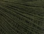 Conţinut de fibre 70% Acrilic, 30% Poliamidă, Brand Ice Yarns, Dark Green, Yarn Thickness 2 Fine  Sport, Baby, fnt2-52295