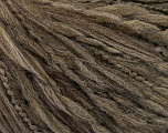 Fiber Content 50% Acrylic, 40% Wool, 10% Polyamide, Brand Ice Yarns, Brown, fnt2-52326