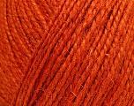 Fiber Content 100% HempYarn, Orange, Brand Ice Yarns, Yarn Thickness 3 Light  DK, Light, Worsted, fnt2-52360