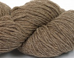 Yarn is hand sheered and all natural undyed wool. Fiber Content 100% Natural Undyed Wool, Brand ICE, Camel, Yarn Thickness 4 Medium  Worsted, Afghan, Aran, fnt2-52596