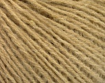 Fiber Content 50% Wool, 50% Acrylic, Brand Ice Yarns, Dark Cream, Yarn Thickness 3 Light  DK, Light, Worsted, fnt2-52653
