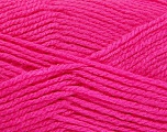 Worsted  Fasergehalt 100% Acryl, Brand Ice Yarns, Candy Pink, Yarn Thickness 4 Medium  Worsted, Afghan, Aran, fnt2-52673