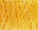Fiber Content 100% Polyamide, Brand Ice Yarns, Gold, Yarn Thickness 2 Fine  Sport, Baby, fnt2-52708
