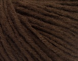 Fiber Content 50% Wool, 50% Acrylic, Brand Ice Yarns, Brown, fnt2-52806