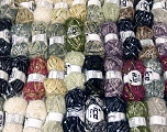 Custom Blend Yarns  Brand Ice Yarns, fnt2-53016