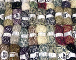 Custom Blend Yarns  Brand Ice Yarns, fnt2-53020