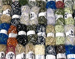Custom Blend Yarns  Brand Ice Yarns, fnt2-53031