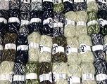 Custom Blend Yarns  Brand Ice Yarns, fnt2-53037
