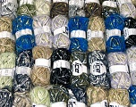 Custom Blend Yarns  Brand Ice Yarns, fnt2-53040