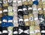 Custom Blend Yarns  Brand Ice Yarns, fnt2-53043