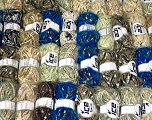 Custom Blend Yarns  Brand Ice Yarns, fnt2-53049