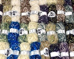 Custom Blend Yarns  Brand Ice Yarns, fnt2-53141
