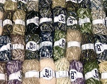 Custom Blend Yarns  Brand Ice Yarns, fnt2-53147